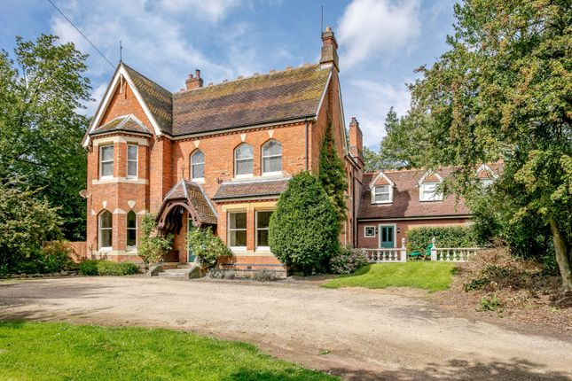 Thumbnail Detached house for sale in Desford Road, Thurlaston, Leicester, Leicestershire