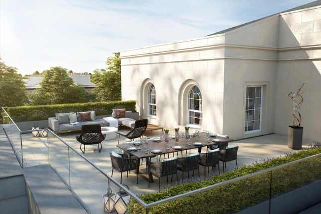 5 bed flat for sale in Apartment 19, The Regents Crescent, 27 Park Crescent, London W1B