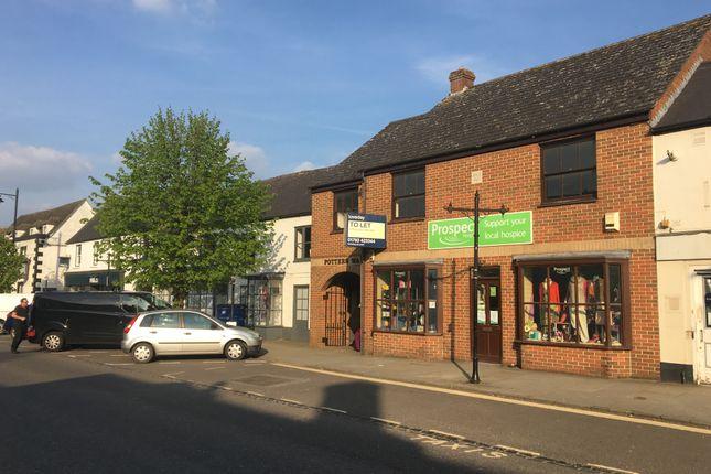 Thumbnail Retail premises to let in Shop 2 Potters Walk, 134 High Street, Royal Wootton Bassett