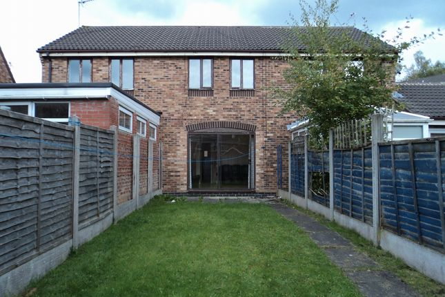 Thumbnail Terraced house to rent in Navigation Way, Guide, Blackburn