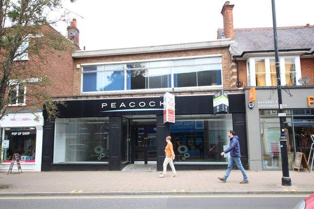 Thumbnail Retail premises to let in 162, 156 - 162 Fleet Road, Aldershot