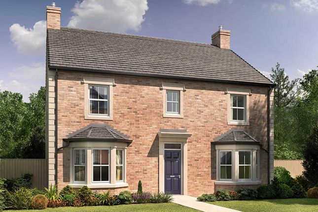 "Thumbnail Detached house for sale in ""Pine"" at Crindledyke Estate, Kingstown, Carlisle"