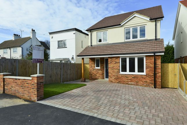 3 bed detached house for sale in Alma Road, Herne Bay, Kent