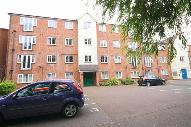 Thumbnail Flat for sale in Millbridge Close, Retford, Notts