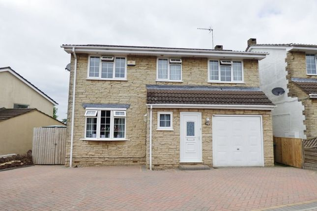 Thumbnail Detached house for sale in Langthorn Close, Frampton Cotterell, Bristol, Gloucestershire