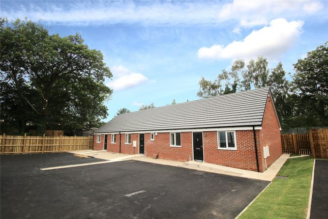 Thumbnail Terraced bungalow for sale in Ashley Grove, Knottingley