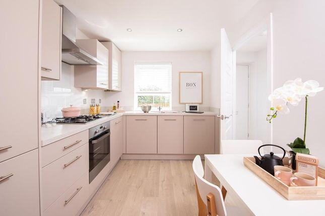 """Kitchen of """"Folkestone"""" at Heol Ty-Maen, Bridgend CF31"""