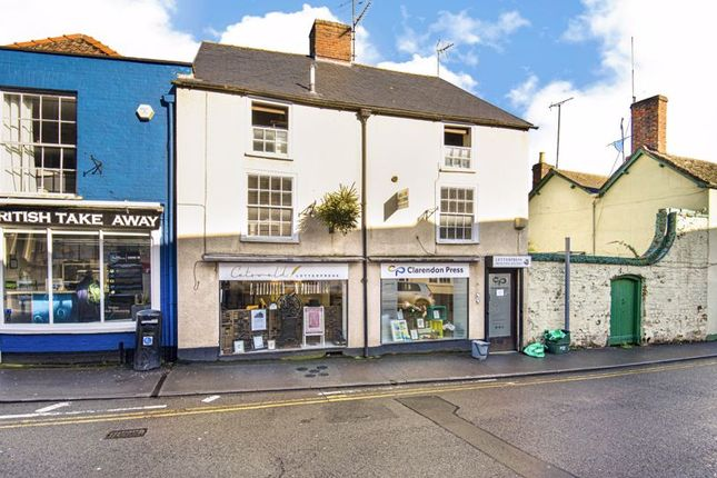 Thumbnail Commercial property for sale in High Street, Wotton-Under-Edge