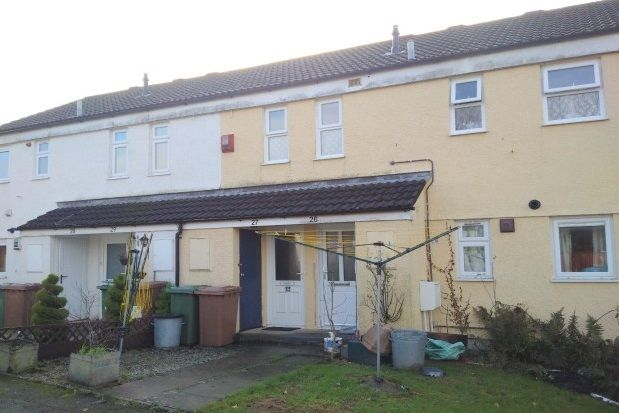 Thumbnail Maisonette to rent in Torver Close, Plymouth