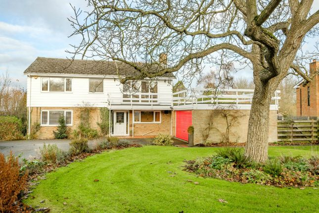 Thumbnail Detached house for sale in High Street, Catworth, Huntingdon