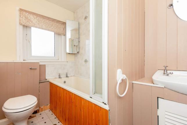 Bathroom of Ann Street, Greenock, Inverclyde PA15
