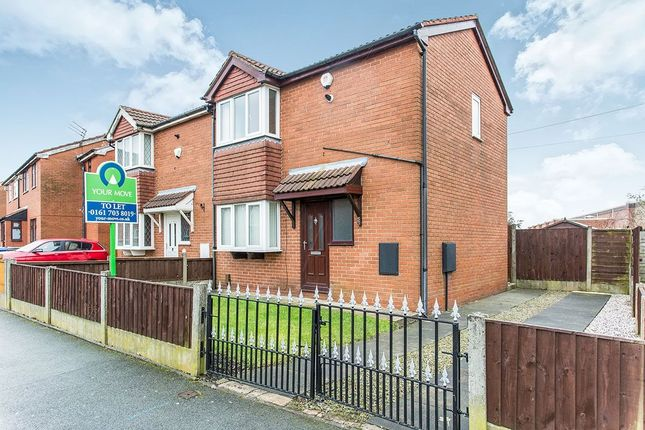 Thumbnail Semi-detached house to rent in Brackley Street, Worsley, Manchester