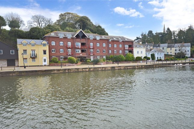 3 bed flat for sale in Old Vicarage Close, The Green, Ide, Exeter