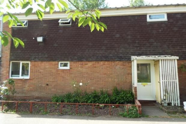 Thumbnail Property to rent in Haseley Close, Redditch