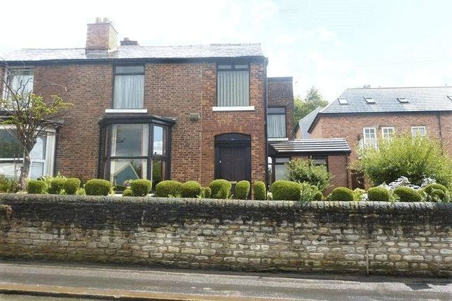 Thumbnail Semi-detached house for sale in Mottram Old Road, Gee Cross, Hyde