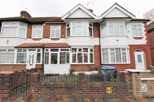 Thumbnail Terraced house for sale in Ellanby Crescent, London
