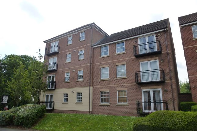 Thumbnail Flat for sale in Pipkin Court, Cheylesmore, Coventry
