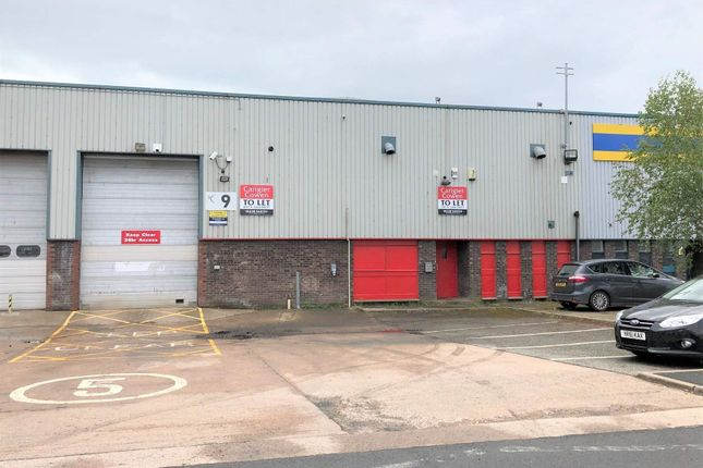 Thumbnail Industrial to let in Grearshill Road, Site 54, Kingstown Trade Park, Unit 9, Carlisle