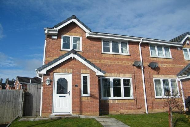 Thumbnail Property to rent in Stickens Lock Lane, Irlam, Manchester