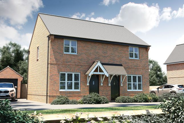 "Thumbnail Detached house for sale in ""The Hindhead"" at Furlongs, Drayton, Abingdon"