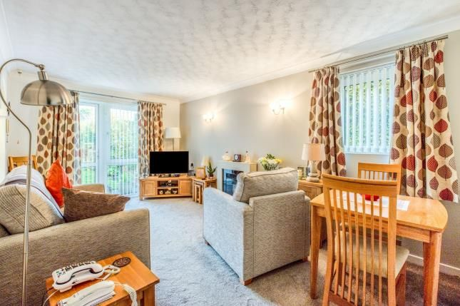 Lounge of Homesmith House, St. Marys Road, Evesham, Worcestershire WR11