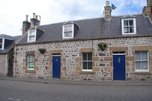 Thumbnail Semi-detached house for sale in High Street, Fochabers
