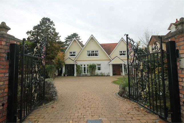 Thumbnail Detached house for sale in Brook Road, Maghull, Merseyside