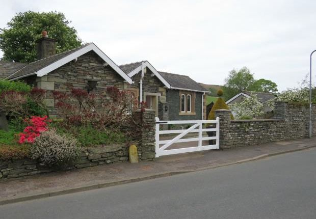 Thumbnail Detached bungalow for sale in The Lodge, Low Lorton, Cockermouth, Cumbria