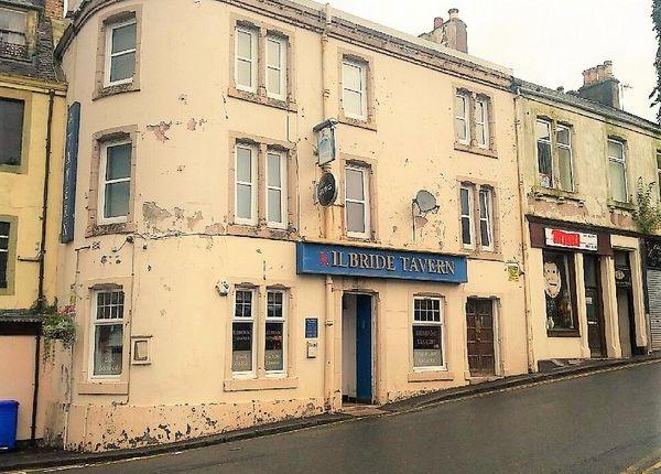 Thumbnail Pub/bar for sale in Main Street, West Kilbride