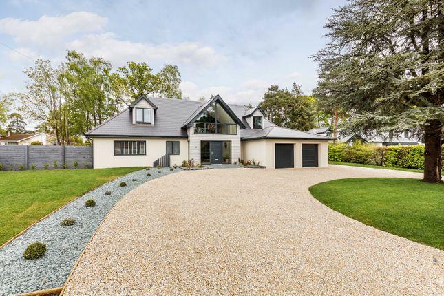 Thumbnail Detached house for sale in Ferndown, Dorset