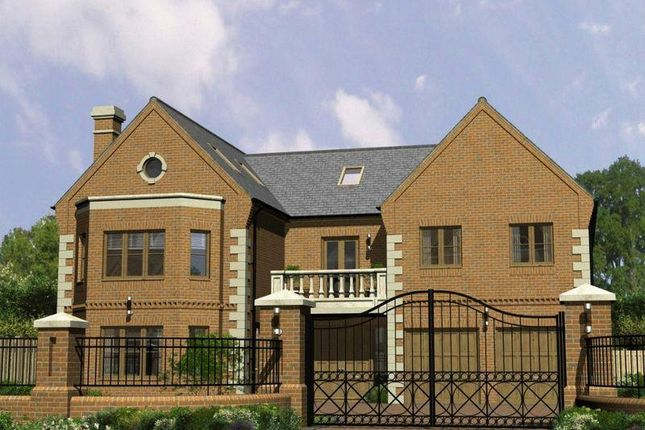 Thumbnail Detached house for sale in Ashford Crescent, Grange Farm, Milton Keynes