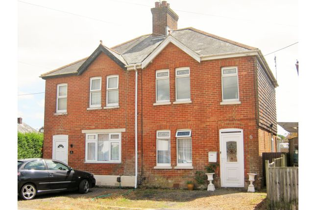 Thumbnail Semi-detached house for sale in Sea View Road, Poole