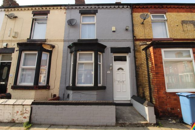 Thumbnail Terraced house to rent in July Road, Anfield, Liverpool