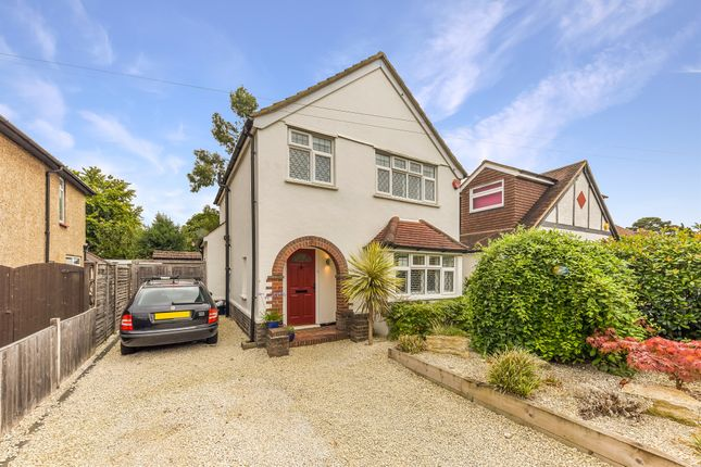 Thumbnail Detached house for sale in Brewery Lane, Byfleet, West Byfleet