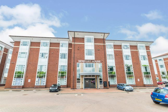 Thumbnail Flat for sale in Thornaby Place, Thornaby, Stockton-On-Tees