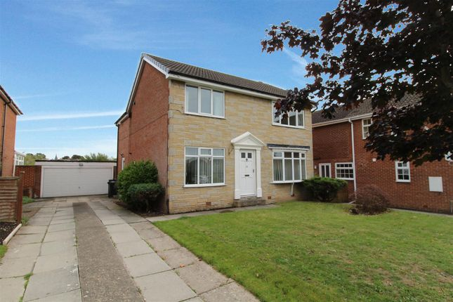 Thumbnail Detached house to rent in Westville Oval, Harrogate