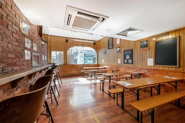 Thumbnail Restaurant/cafe to let in Fulham Road, London