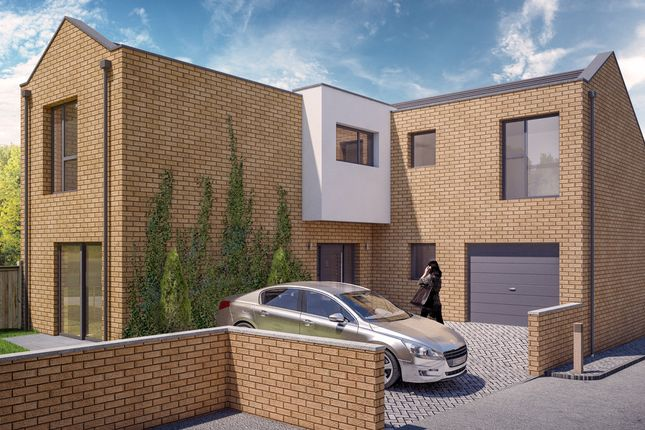 Thumbnail Detached house for sale in Plot 5, The Bounds, West Bridgford