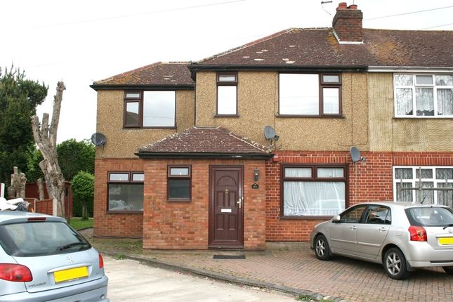 Thumbnail Semi-detached house for sale in Rostrevor Gardens, Hayes