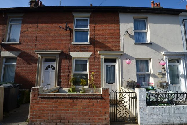 Thumbnail Terraced house to rent in Duncan Road, Great Yarmouth