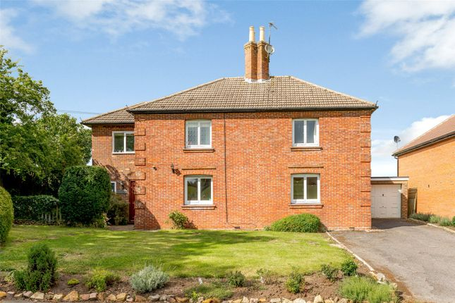 Thumbnail Detached house for sale in Naseby Road, Haselbech, Northampton