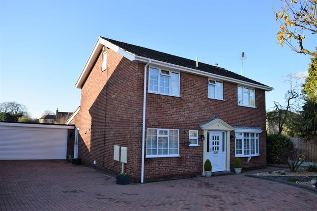 Detached house for sale in The Rookery, Scawby, Brigg