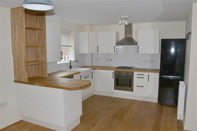 Thumbnail Flat for sale in Jaeger Close, Belper