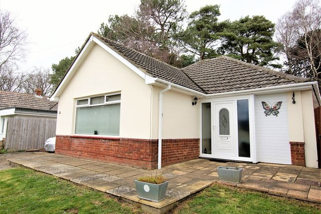 Thumbnail Bungalow for sale in Coventry Crescent, Poole