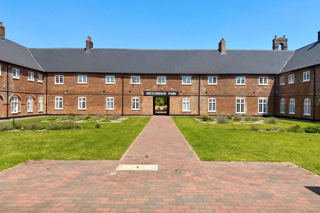 Thumbnail Flat to rent in Heckingham Park Drive, Hales, Norwich