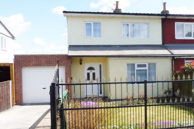 Thumbnail Semi-detached house for sale in Wooley Avenue, Wombwell