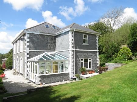 Thumbnail Detached house for sale in South Street, St. Austell