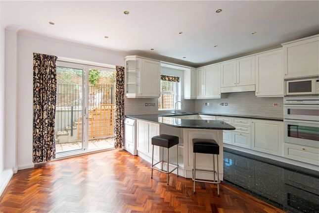 Thumbnail Detached house to rent in Naseby Close, South Hampstead