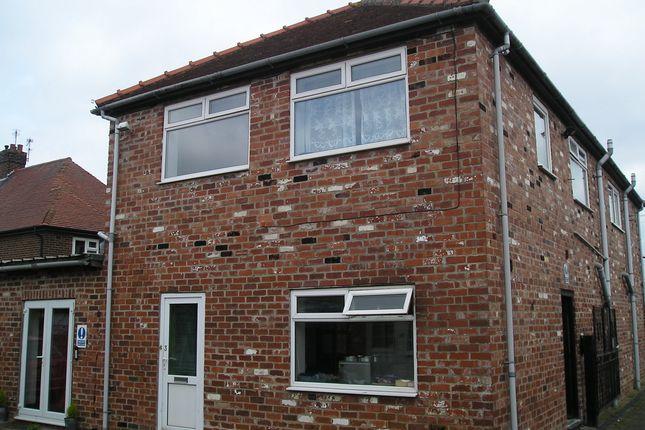 1 bed duplex for sale in Beverley Road, Norton Malton