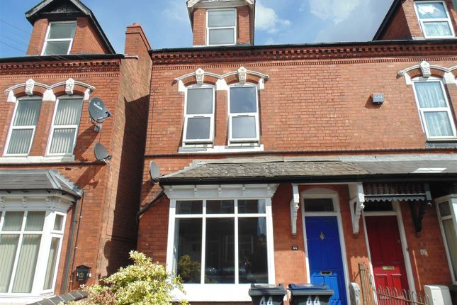Thumbnail Terraced house for sale in York Road, Erdington, Birmingham